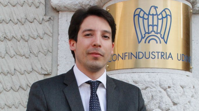 Davide Boeri Gruppo Giovani Imprenditori dell'Industria Udine
