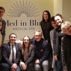 Conversation Club al Med in blue e nuovo comitato imprenditoria giovanile camerale