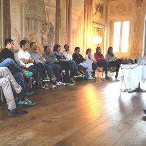 TEAM-PACT!, una giornata di team building per il Gruppo Giovani