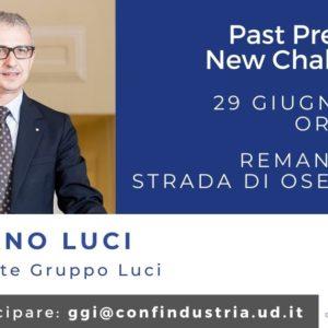 Adriano Luci presidente Gruppo Luci